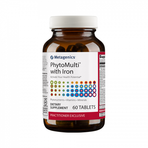 PhytoMulti® with Iron