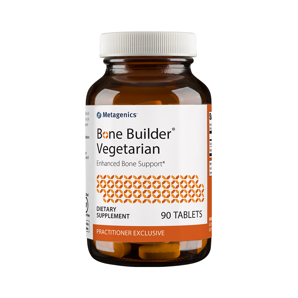 Bone Builder® Vegetarian (formerly Osteo-Citrate)
