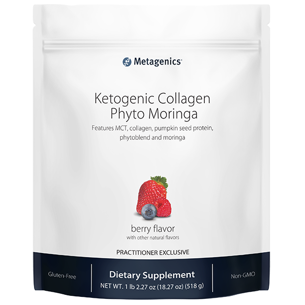 Ketogenic Collagen  Phyto Moringa