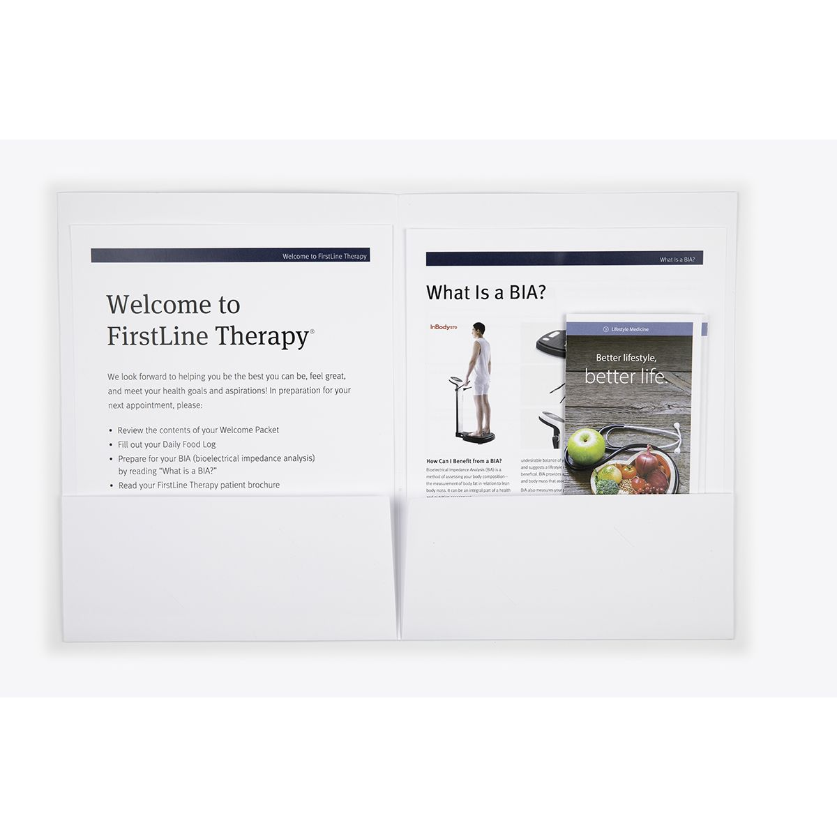 FLT Welcome Packet