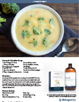 Keto Broccoli Cheddar Soup